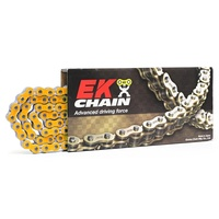 EK Chain Yamaha YZ250 1974-2020 520 O-Ring Gold 520SRO611-120