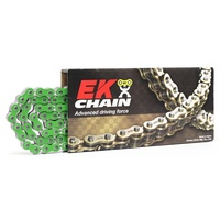 EK Chain Triumph 800 TIGER 2011-2015 NX-Ring Green 525ZVX308-124