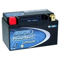 SSB Lithium Battery Aprilia 500 SCARABEO 09-11 High Perf