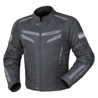 DriRider Air Ride 5 Jacket Black Grey