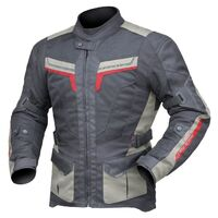 DriRider Apex 5 Airflow Jacket Magnesium Black