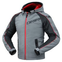 DriRider Atomic Hoody Grey