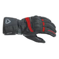 DriRider Adventure 2 Gloves Black Red