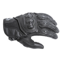 DriRider Air Ride 2 Short Cuff Gloves Black Black