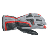 DriRider Jet Gloves Grey Red
