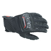 DriRider Strike Gloves Black Black