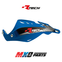 Rtech Blue Gladiator Wrap Handguards - Mount Kit Not Included