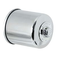 K&N Oil Filter Chrome Kawasaki ZXR400R 1993