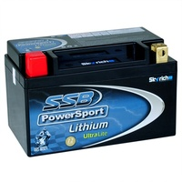 SSB Lithium Battery APRILIA 1200 CAPONORD RALLY 2015-2017