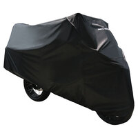 Nelson Rigg Motorcycle Cover DeFender Extreme Black 2XL