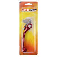 States MX Flex Brake Lever Red Honda CRF150RB (BW) 07-17