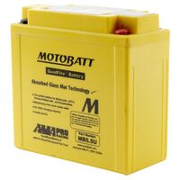Motobatt AGM Battery  RZ500 1984-1986