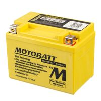 Motobatt AGM Battery Adley JIVE 2004-2006