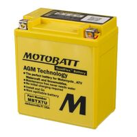 Motobatt AGM Battery Aprilia 125 RS-4 2012-2013