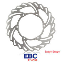 EBC Brake Disc Contour Front Left for BMW R850 R 1994-May 1996