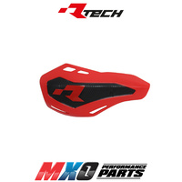 Rtech Red HP1 Handguards - Includes Mounting Kit