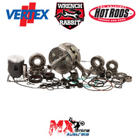 Wrench Rabbit Complete Engine Rebuild Kit Kawasaki KX125 2005