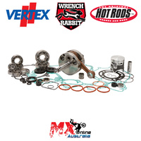 Wrench Rabbit Complete Engine Rebuild Kit Honda CRF150RB BIG WHEEL 2007-2009